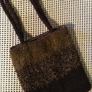 Handbags - Glass Beaded eveining Purse